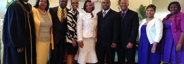 Ordination Service For Deacon Gary Brumfield