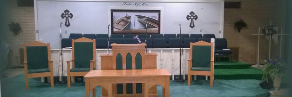 A Church That Keeps Jesus In Plain View