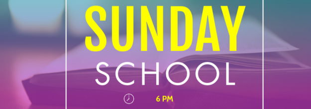 ZOOM Sunday School!